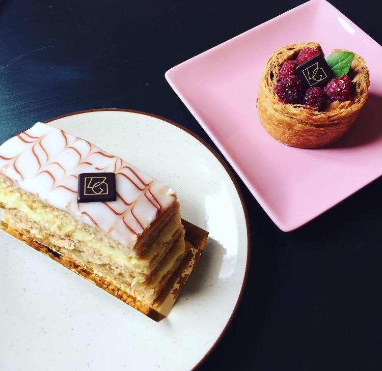 VG Pâtisserie, plaisir végétal