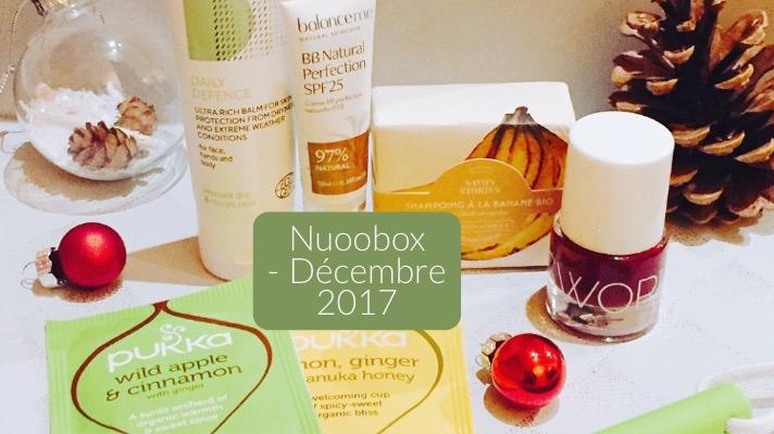 Nuoobox – Décembre 2017