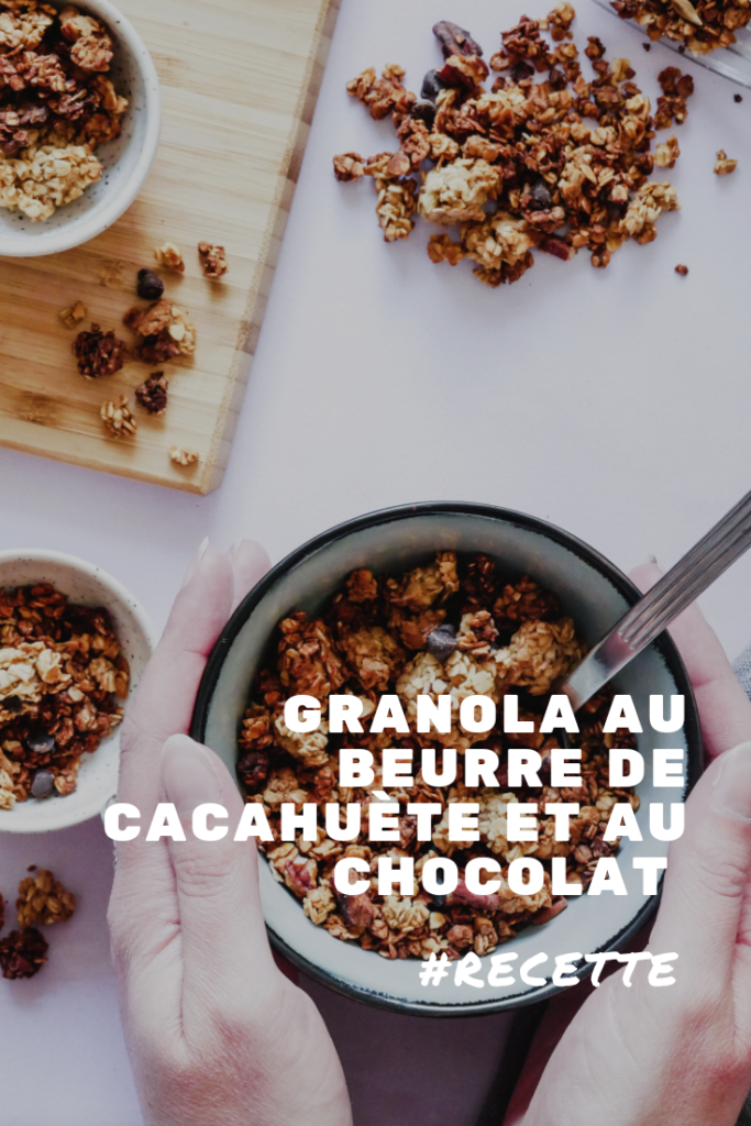 Epingle Pinterest : Granola fait maison