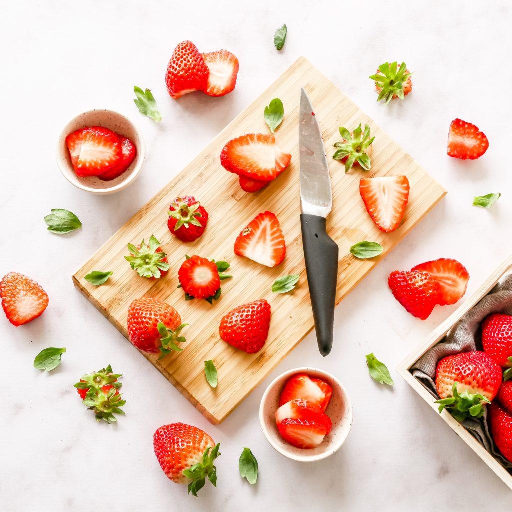 La saison des fraises commence !