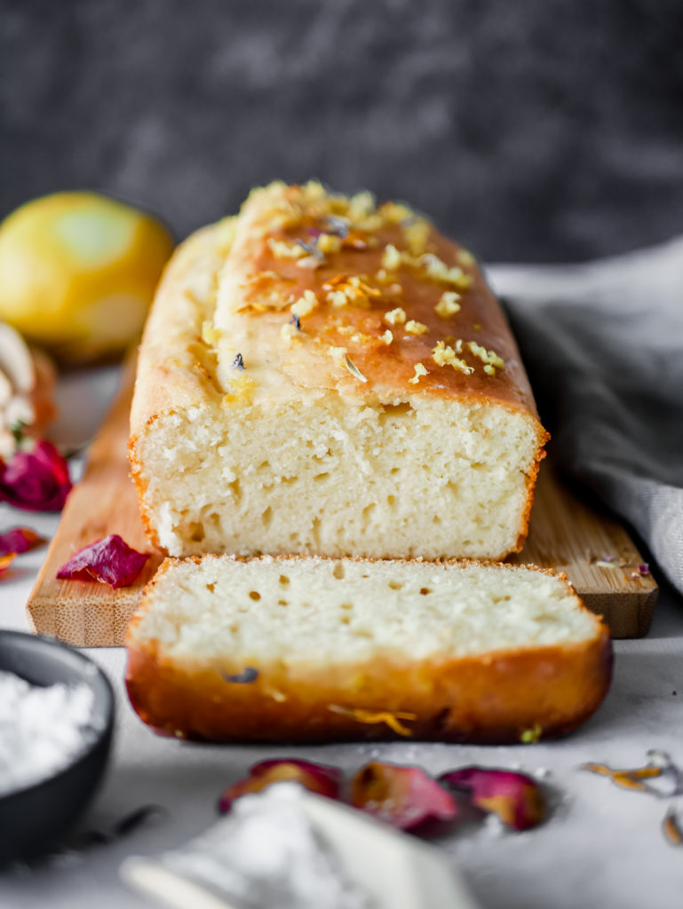 Recette de cake au citron hyper moelleux